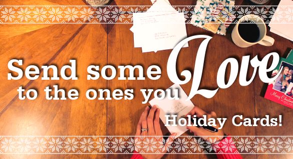 Print your personalized Christmas cards at DigiCOPY!
