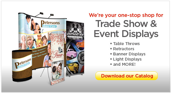Print Custom Trade Show and Event Displays