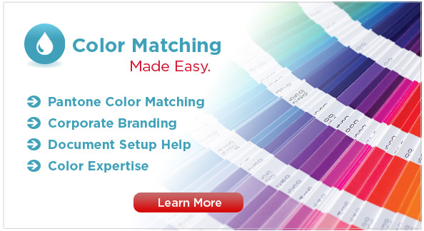 Color Matching at DigiCOPY
