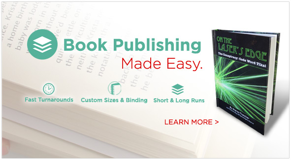 Custom Book Publishing - Print your books at DigiCOPY