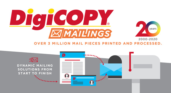 Mailing Services Made Easy!