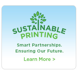 sustainable printing - our Green Commitment