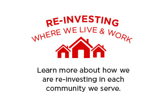 Re-Investing into our Community
